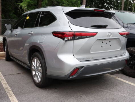 2020 Toyota Highlander for sale at Southern Auto Solutions - BMW of South Atlanta in Marietta GA