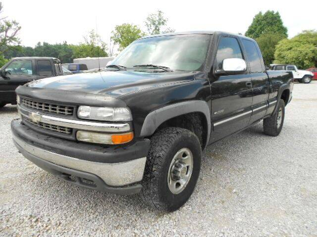 2000 Chevrolet Silverado 2500 for sale at David Hammons Classic Cars in Crab Orchard KY