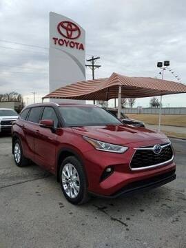 2021 Toyota Highlander Hybrid for sale at Quality Toyota - NEW in Independence MO