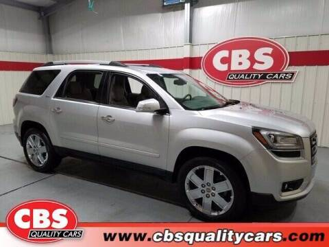 2017 GMC Acadia Limited for sale at CBS Quality Cars in Durham NC