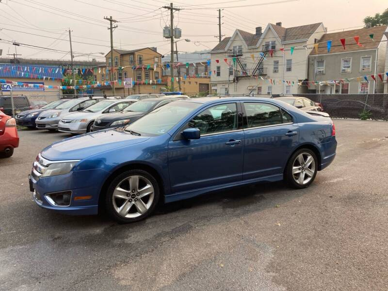 2010 Ford Fusion for sale at 21st Ave Auto Sale in Paterson NJ
