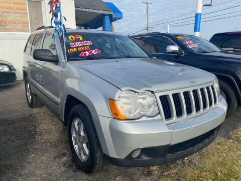 2009 Jeep Grand Cherokee for sale at Jeffreys Auto Resale, Inc in Clinton Township MI