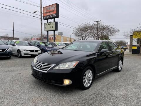 2011 Lexus ES 350 for sale at Autohaus of Greensboro in Greensboro NC