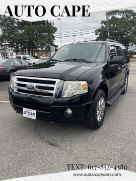 2009 Ford Expedition for sale at Auto Cape in Hyannis MA