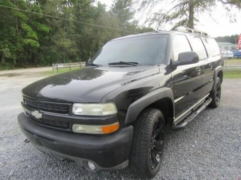 2004 Chevrolet Suburban for sale at Special Finance of Charleston LLC in Moncks Corner SC