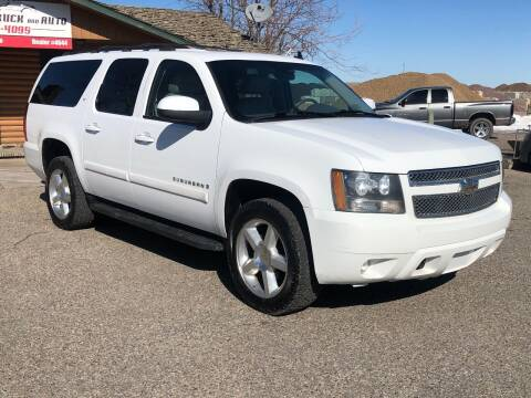 2007 Chevrolet Suburban for sale at 5 Star Truck and Auto in Idaho Falls ID