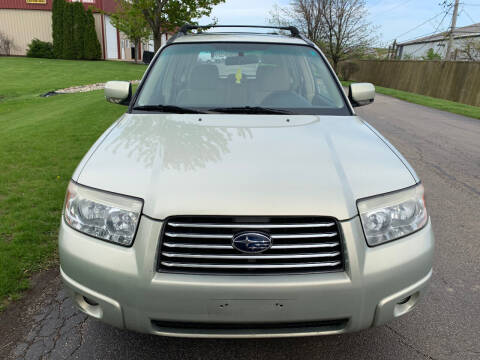 2006 Subaru Forester for sale at Luxury Cars Xchange in Lockport IL