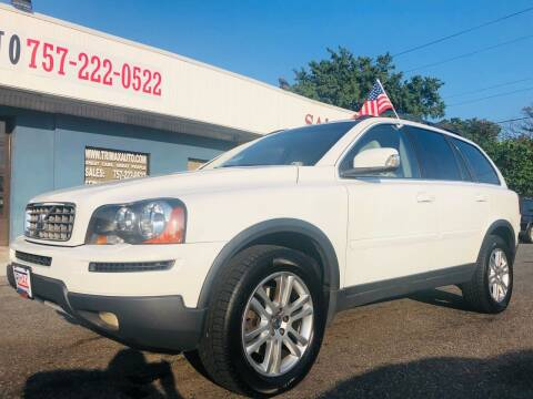 2010 Volvo XC90 for sale at Trimax Auto Group in Norfolk VA