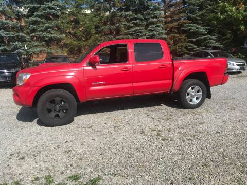 2007 Toyota Tacoma for sale at Renaissance Auto Network in Warrensville Heights OH