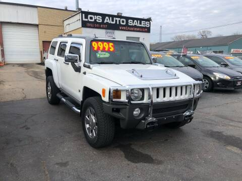 2007 HUMMER H3 for sale at Lo's Auto Sales in Cincinnati OH