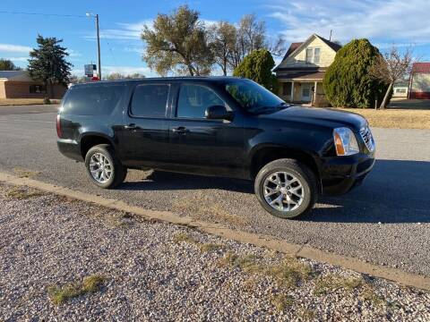 2014 GMC Yukon XL for sale at TNT Auto in Coldwater KS