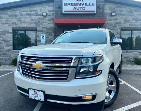 2015 Chevrolet Suburban for sale at GREENVILLE AUTO in Greenville WI