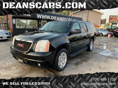 2008 GMC Yukon XL for sale at DEANSCARS.COM in Bridgeview IL