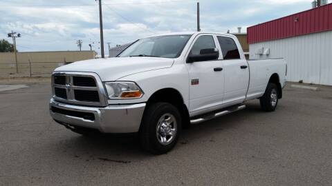 2011 RAM Ram Pickup 2500 for sale at KHAN'S AUTO LLC in Worland WY