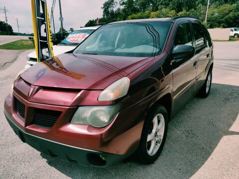 2003 Pontiac Aztek for sale at Auto Titan - BUY HERE PAY HERE in Knoxville TN