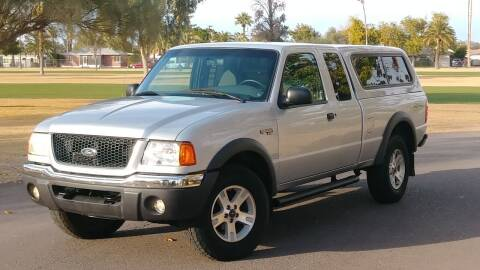 2002 Ford Ranger for sale at CAR MIX MOTOR CO. in Phoenix AZ