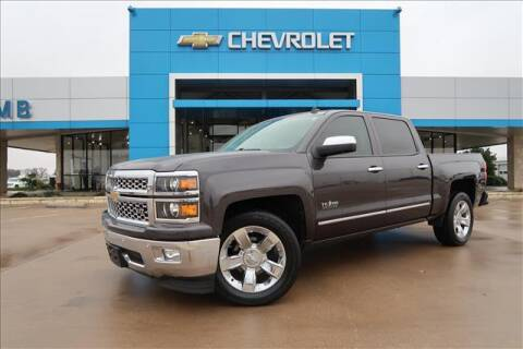 2014 Chevrolet Silverado 1500 for sale at Lipscomb Auto Center in Bowie TX