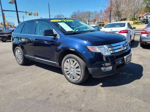 2008 Ford Edge for sale at Costas Auto Gallery in Rahway NJ