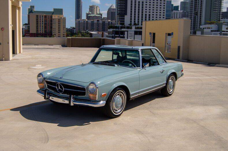 1969 Mercedes-Benz 280-Class for sale in Fort Lauderdale, FL