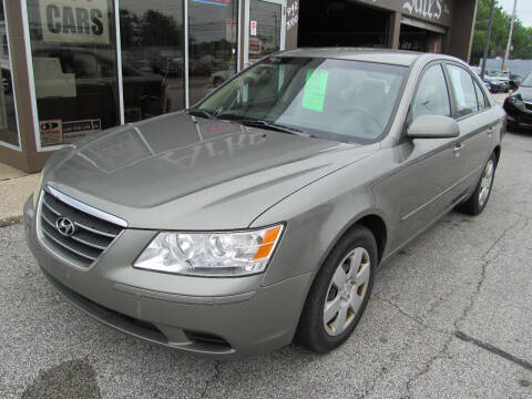 2010 Hyundai Sonata for sale at Arko Auto Sales in Eastlake OH
