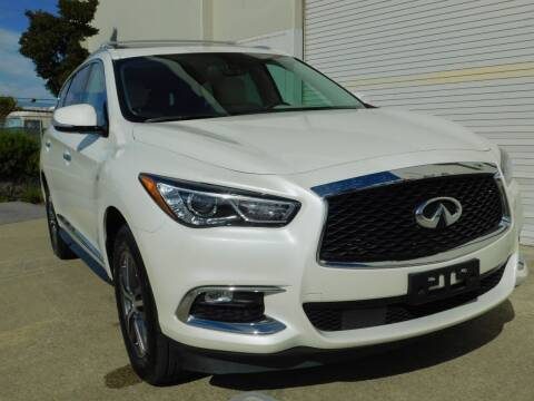 2017 Infiniti QX60 for sale at Conti Auto Sales Inc in Burlingame CA