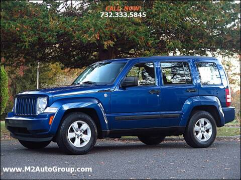 2009 Jeep Liberty for sale at M2 Auto Group Llc. EAST BRUNSWICK in East Brunswick NJ