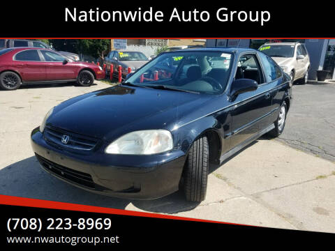 2000 Honda Civic for sale at Nationwide Auto Group in Melrose Park IL