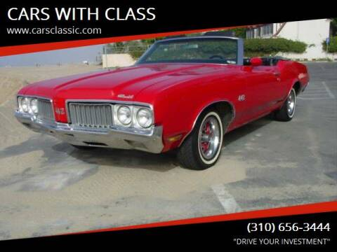 Oldsmobile 442 For Sale In Santa Monica Ca Cars With Class