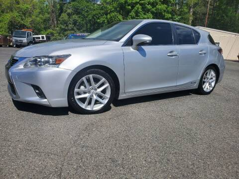 2015 Lexus CT 200h for sale at Brown's Used Auto in Belmont NC