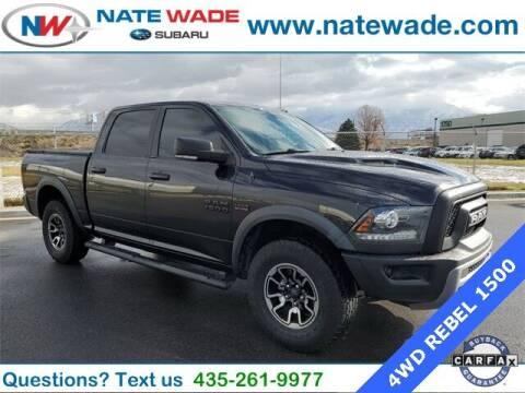 2016 RAM Ram Pickup 1500 for sale at NATE WADE SUBARU in Salt Lake City UT