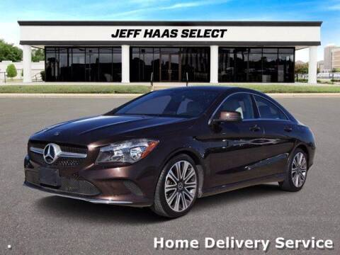 2018 Mercedes-Benz CLA for sale at JEFF HAAS MAZDA in Houston TX