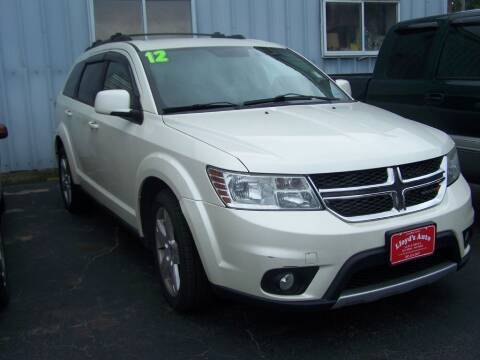 2012 Dodge Journey for sale at Lloyds Auto Sales & SVC in Sanford ME