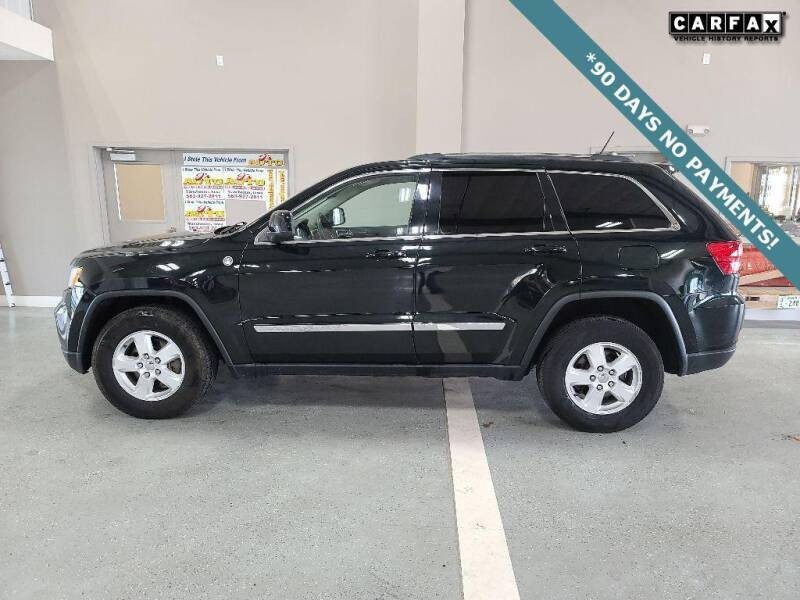 2012 Jeep Grand Cherokee for sale in Manchester, IA