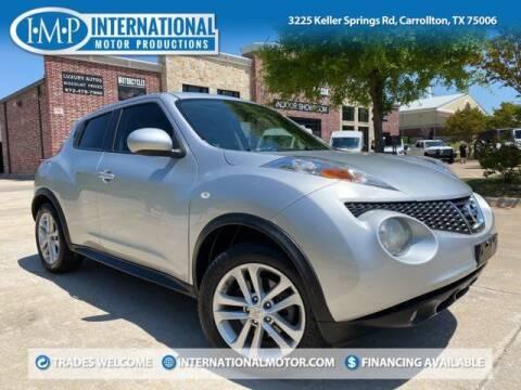2013 Nissan JUKE for sale at International Motor Productions in Carrollton TX