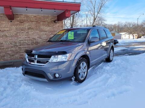 2012 Dodge Journey for sale at Murdock Used Cars in Niles MI