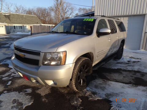 2010 Chevrolet Suburban for sale at John's Auto Sales in Council Bluffs IA