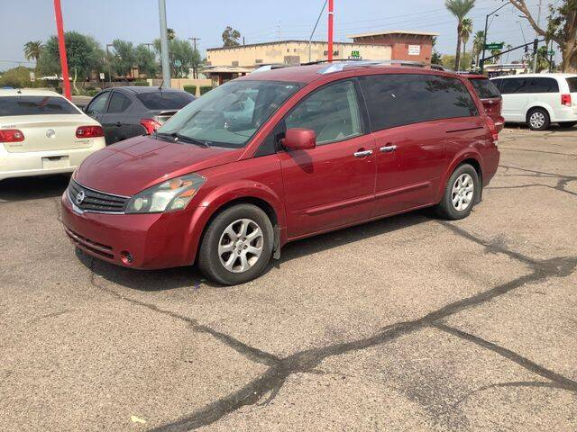 2007 Nissan Quest for sale in Mesa, AZ
