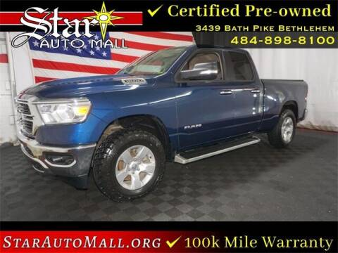 2019 RAM Ram Pickup 1500 for sale at STAR AUTO MALL 512 in Bethlehem PA