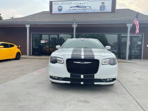 2015 Chrysler 300 for sale at Global Automotive Imports in Denver CO