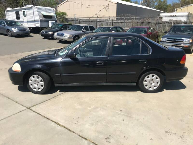 1998 Honda Civic for sale at Mike's Auto Sales of Charlotte in Charlotte NC