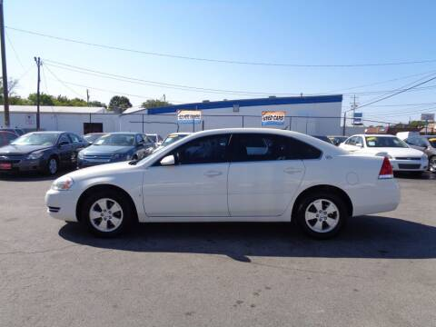 2008 Chevrolet Impala for sale at Cars Unlimited Inc in Lebanon TN