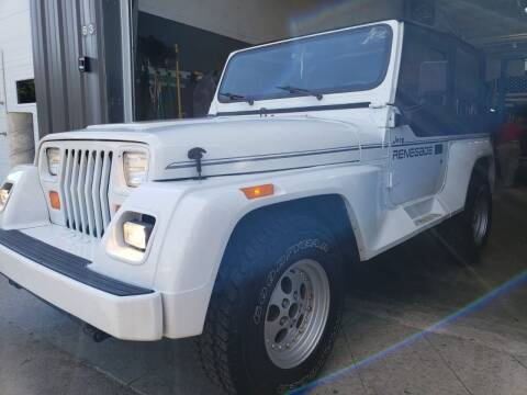 1991 Jeep Wrangler for sale at MX Motors LLC in Ashland MA
