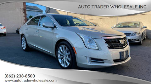 2016 Cadillac XTS for sale at Auto Trader Wholesale Inc in Saddle Brook NJ