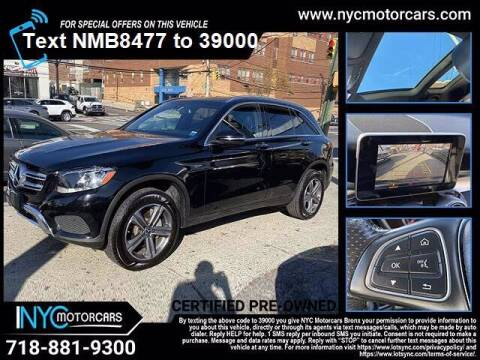 2018 Mercedes-Benz GLC for sale at NYC Motorcars in Freeport NY