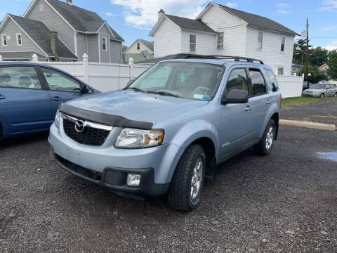 2008 Mazda Tribute for sale at VINNY AUTO SALE in Duryea PA