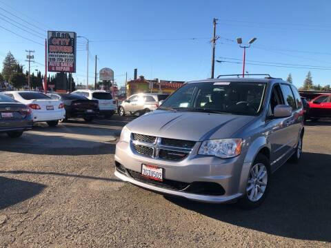 2014 Dodge Grand Caravan for sale at City Motors in Hayward CA