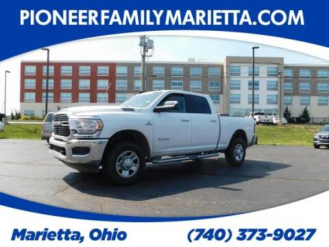 2019 RAM Ram Pickup 2500 for sale at Pioneer Family preowned autos in Williamstown WV