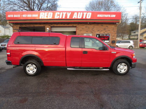 2008 Ford F-150 for sale at Red City  Auto in Omaha NE