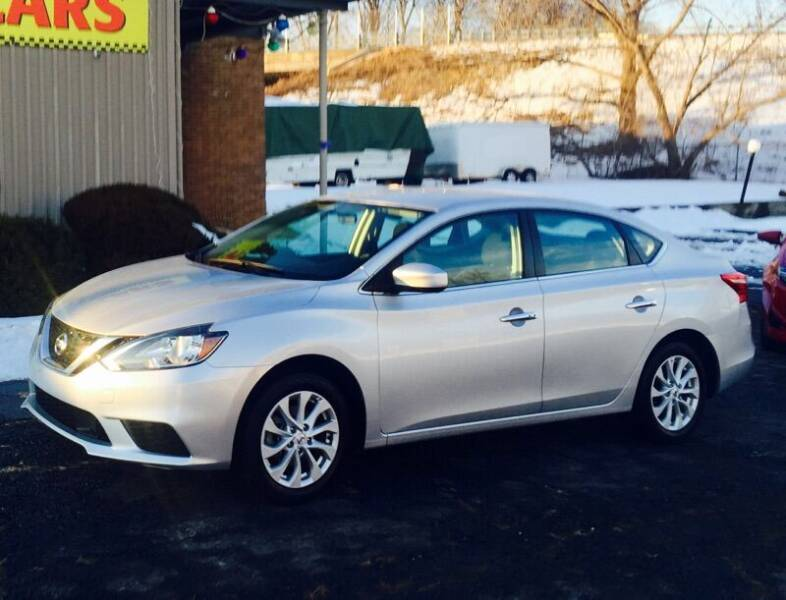 2019 Nissan Sentra for sale at Mehan's Auto Center in Mechanicville NY