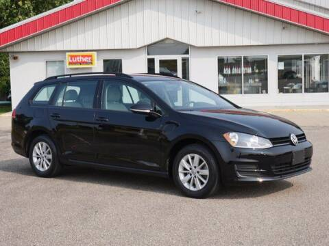 2017 Volkswagen Golf SportWagen for sale at Park Place Motor Cars in Rochester MN